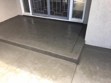 Concrete Steps Colorado Springs