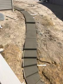 Concrete Sidewalk Colorado Springs